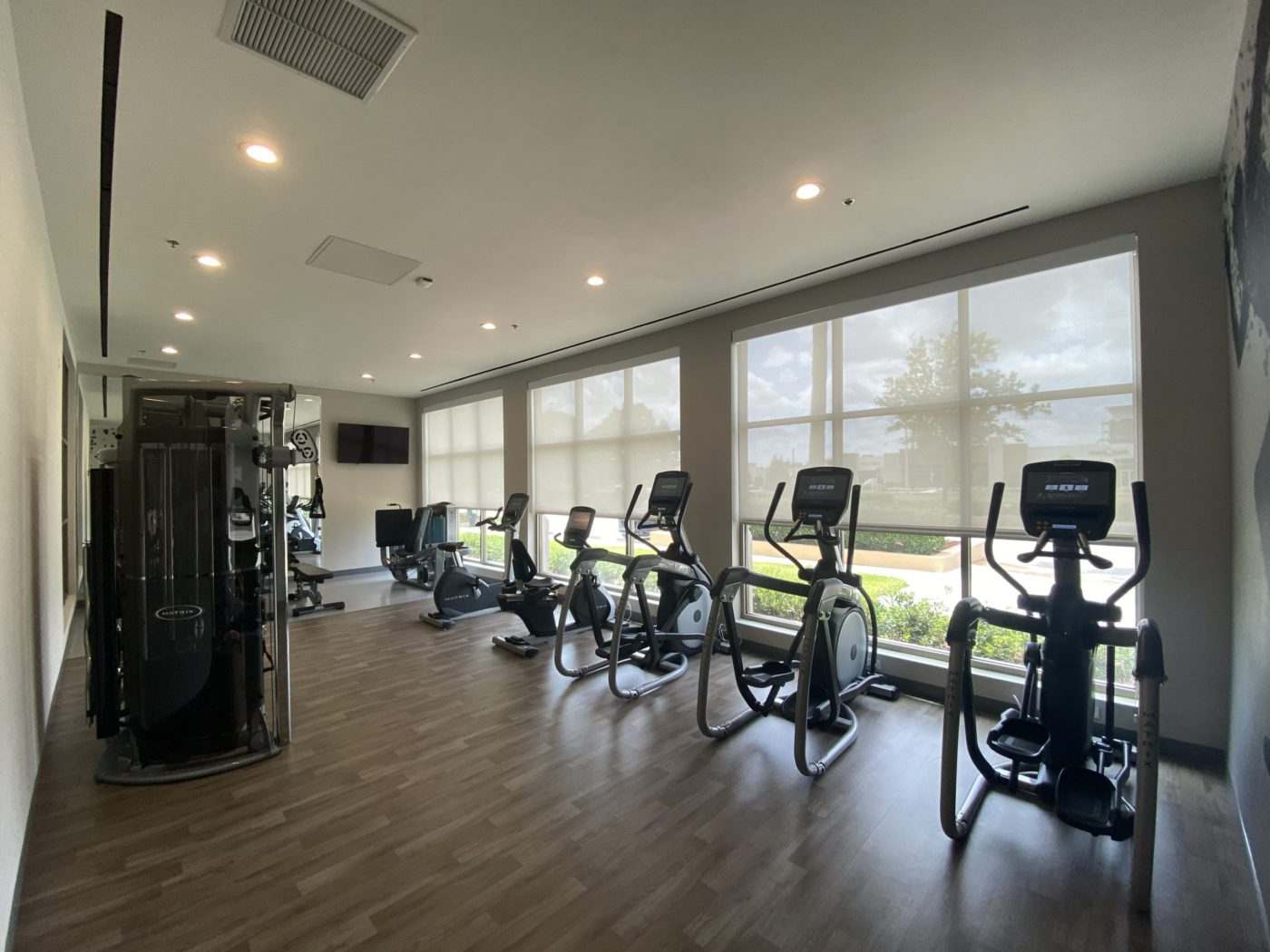 Sheraton Hotel Fitness Center Expansion